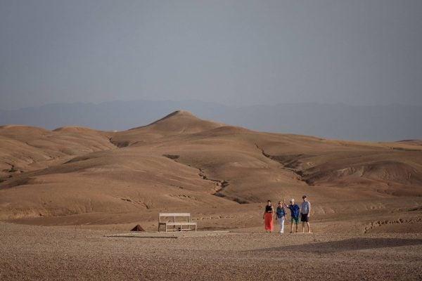 Agafay desert excursions