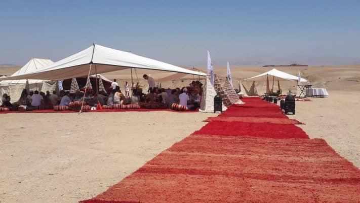 agafay events tent