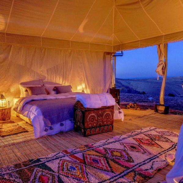 agafay desert camp marrakech morocco