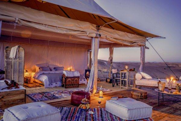 AGAFAY desert CAMP