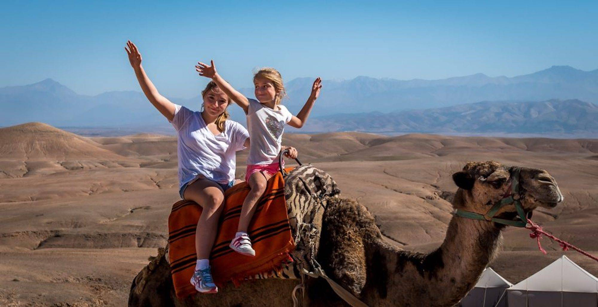 camel trip agafay