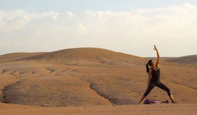 yoga agafay