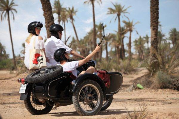 sidcar agafay marrakech
