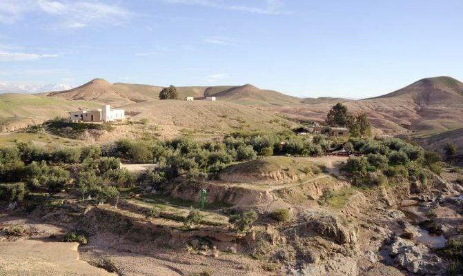 La Pause Marokko Agafay