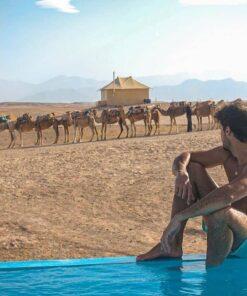 agafay desert camp camek ride